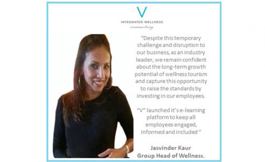 VIW Head of wellness shares her view on the silver lining amidst the dark clouds